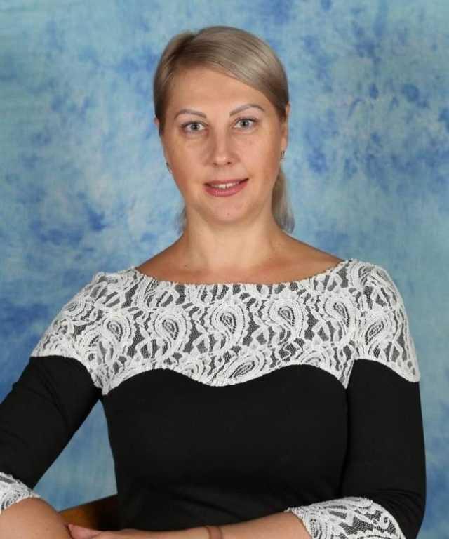 Степанищева Анна Геннадиевна